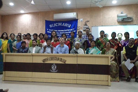 Kolkata college awards certificates to women in community outreach programme